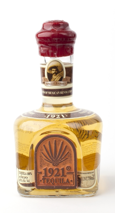 Bottle of 1921 Añejo