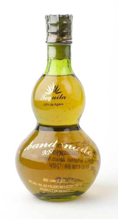 Bottle of Abandonado Añejo