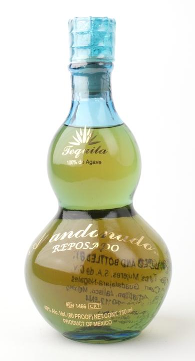 Bottle of Abandonado Reposado