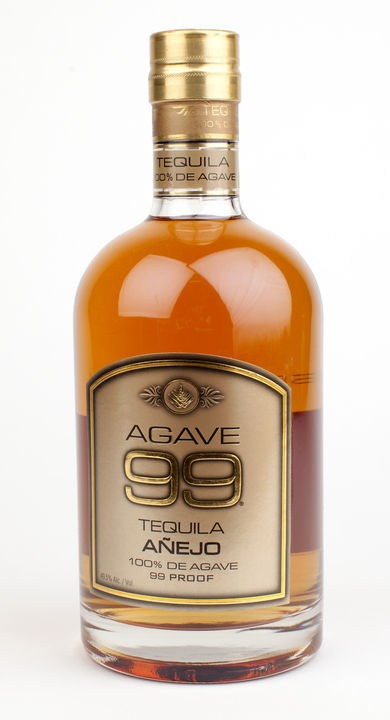 Bottle of Agave 99 Añejo