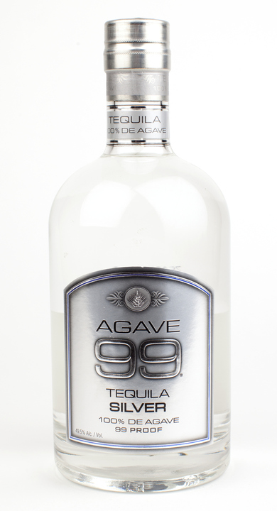 Bottle of Agave 99 Silver