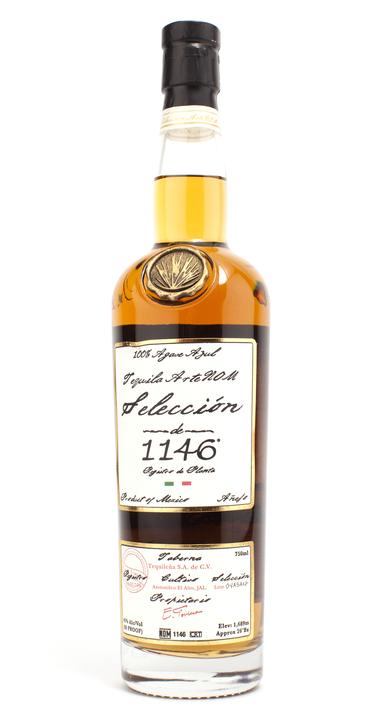 Bottle of ArteNOM Seleccion de 1146 Añejo
