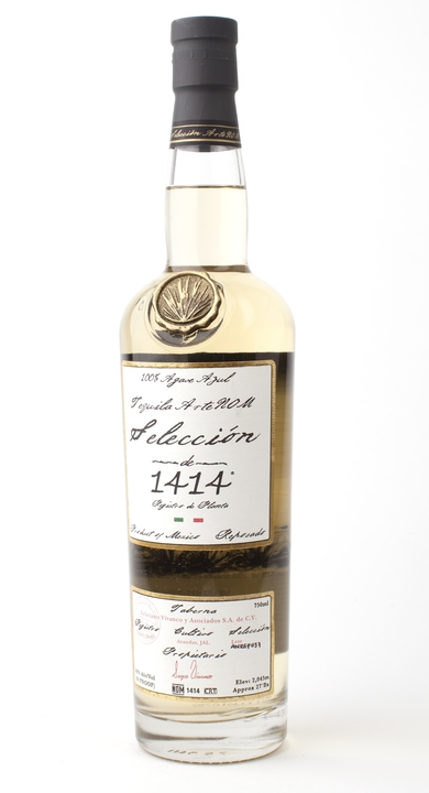 Bottle of ArteNOM Seleccion de 1414 Reposado