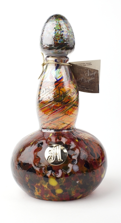 Bottle of Asombroso Vintage Añejo 11 Year