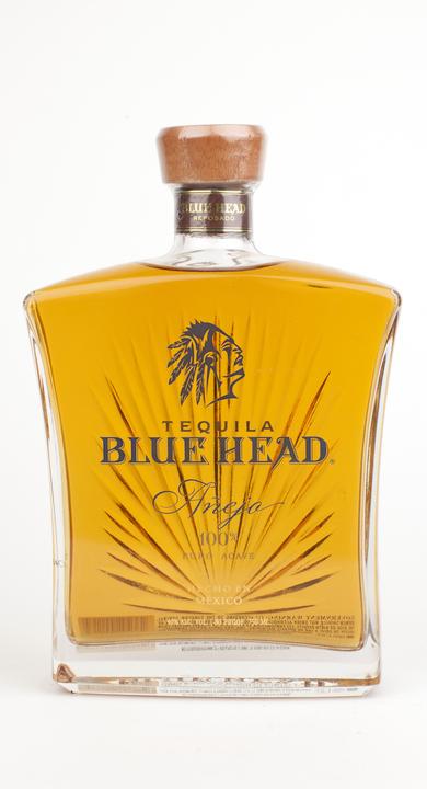 Bottle of Blue Head Añejo