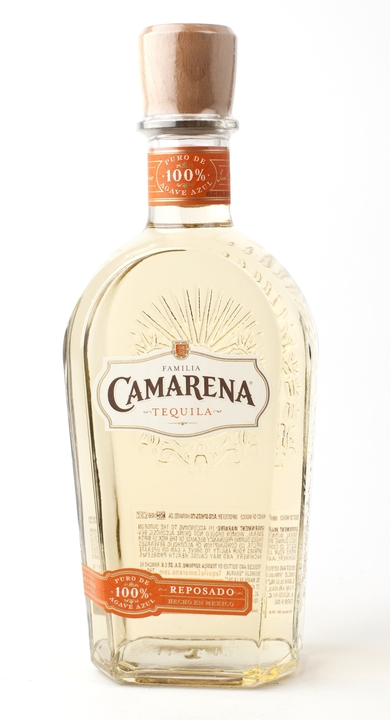 Bottle of Camarena Reposado Tequila