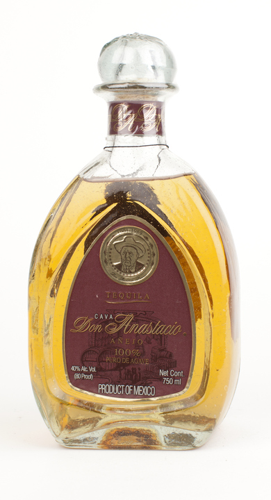 Bottle of Cava Don Anastacio Añejo