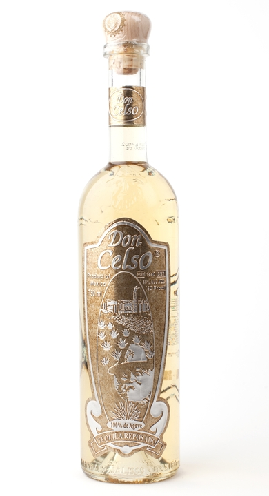 Bottle of Don Celso Reposado