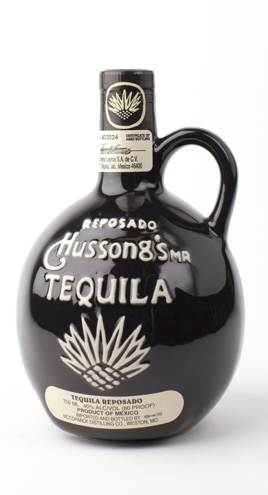 Bottle of Hussong's Reposado