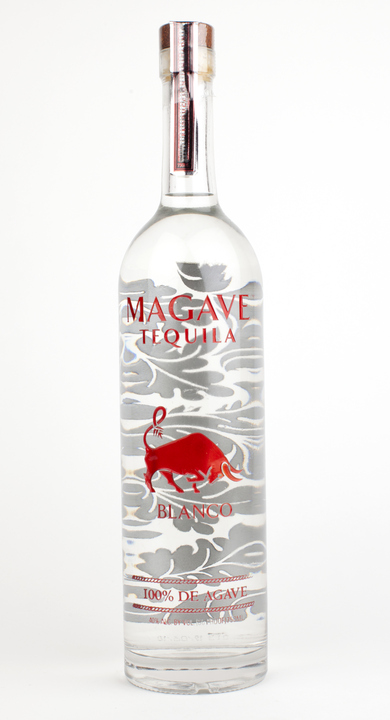 Bottle of Magave Blanco