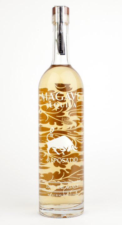 Bottle of Magave Reposado