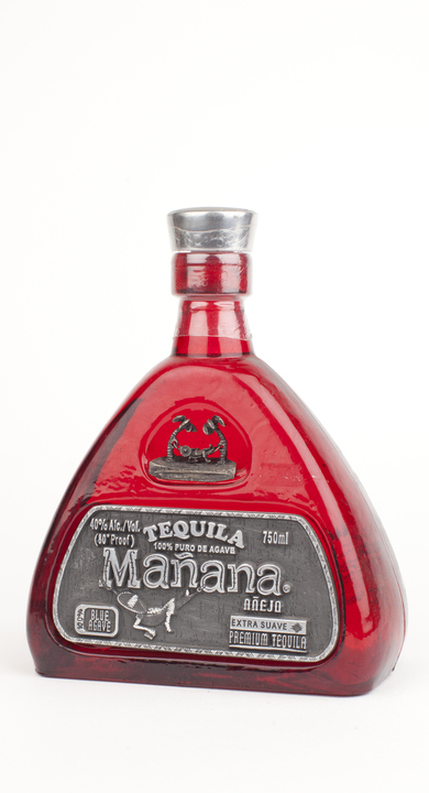 Bottle of Mañana Añejo