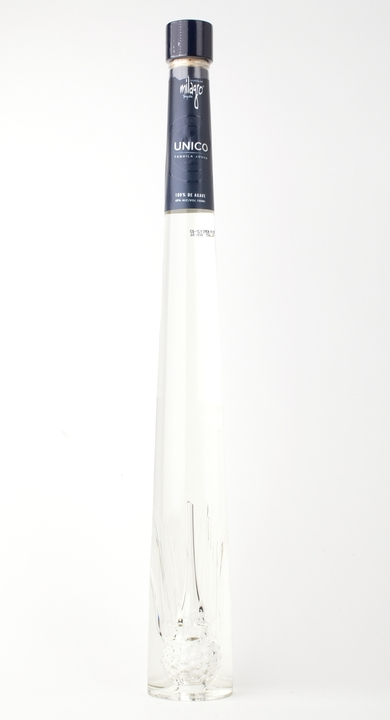 Bottle of Milagro Unico