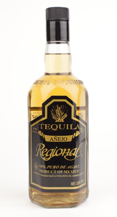 Bottle of Regional Añejo