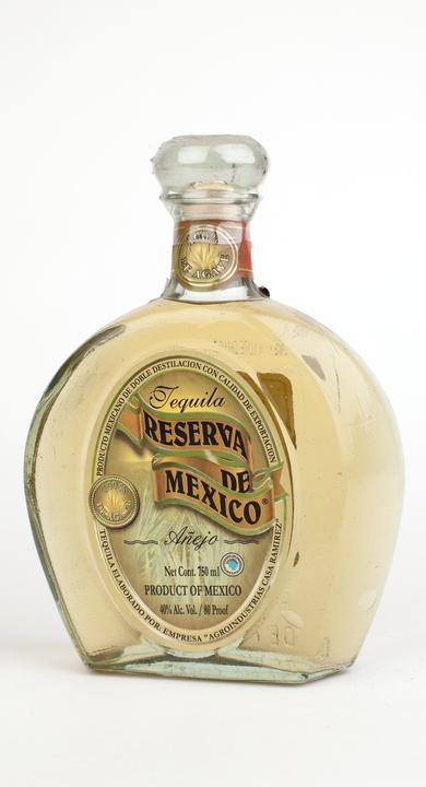Bottle of Reserva de Mexico Añejo