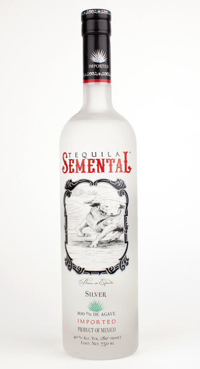 Bottle of Semental Silver