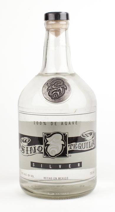 Bottle of Sino Silver