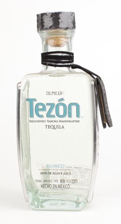 Bottle of Tezon Blanco