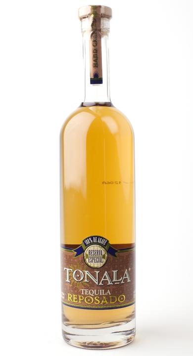 Bottle of Tonala Reposado 'Reserva Especial'