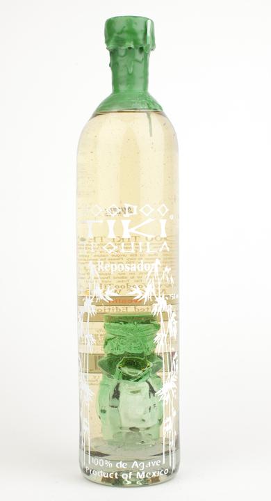 Bottle of Voodoo Tiki Reposado