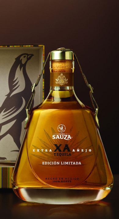 Bottle of Casa Sauza XA