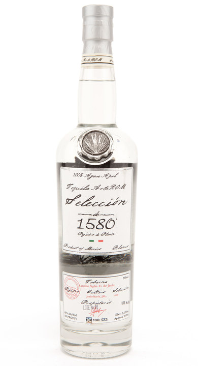 Bottle of ArteNOM Selección de 1580 Blanco
