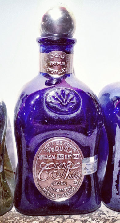 Bottle of Casa Noble Gold