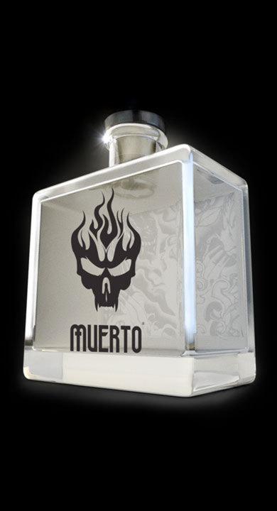 Bottle of Muerto Plata