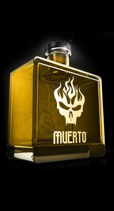 Bottle of Muerto Reposado