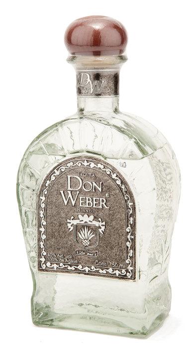 Bottle of Don Weber Premium Blanco