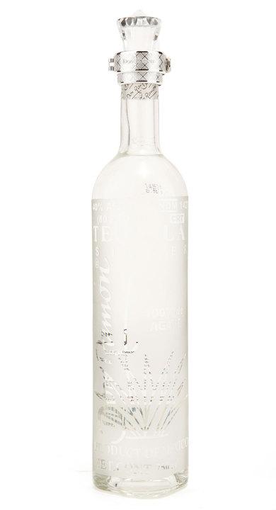 Bottle of Don Ramon Silver Tequila