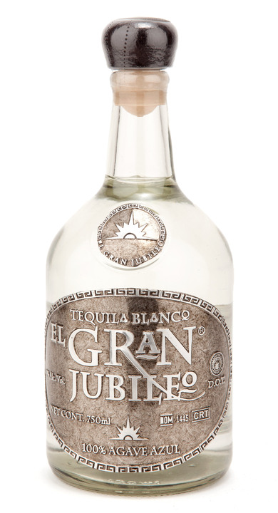 Bottle of El Gran Jubileo Blanco