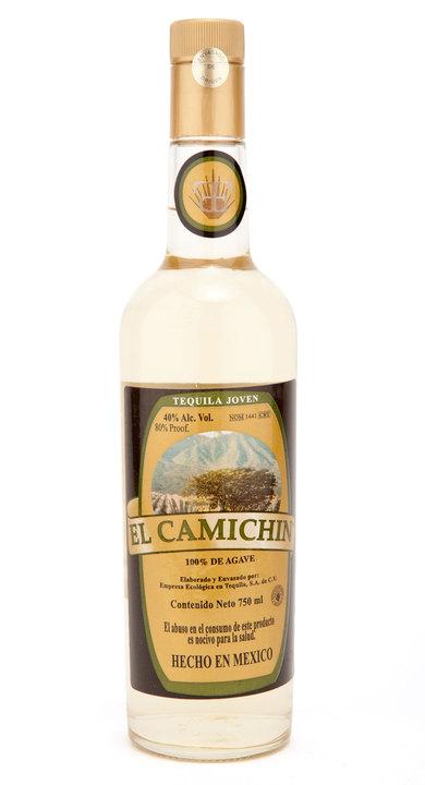 Bottle of El Camichin Joven