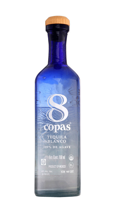 Bottle of 8 Copas Blanco