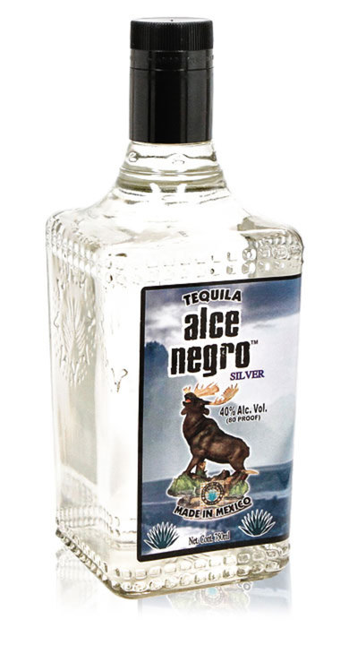 Bottle of Alce Negro Silver