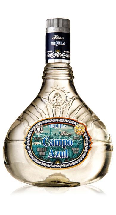 Bottle of Campo Azul Blanco