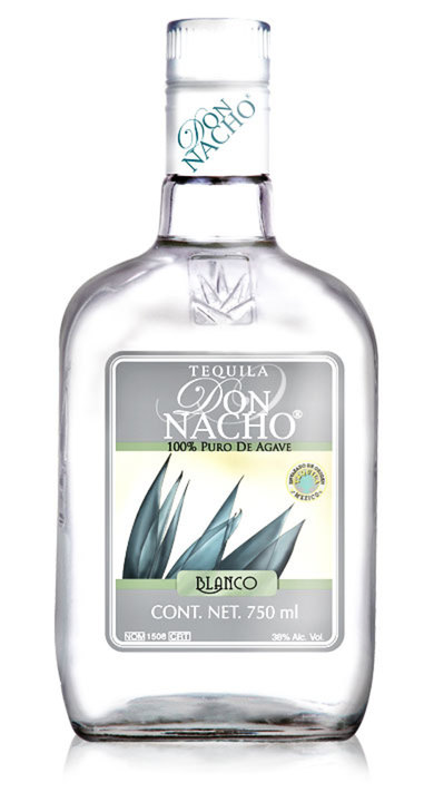 Bottle of Don Nacho Blanco