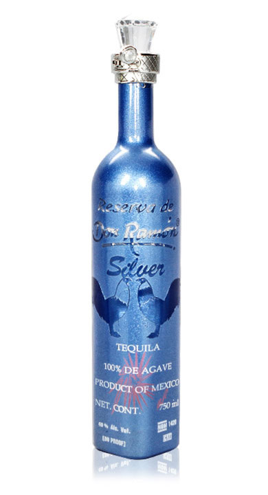 Bottle of Don Ramon Reserva Silver
