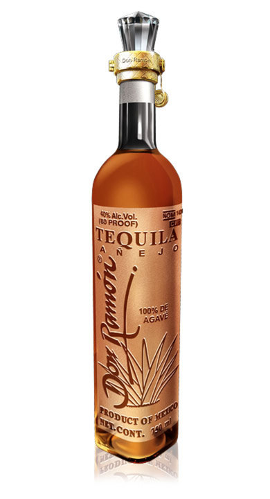 Bottle of Don Ramon Añejo