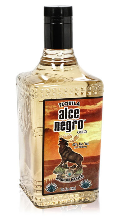 Bottle of Alce Negro Gold