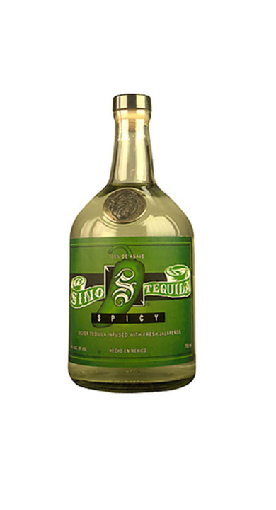 Bottle of Sino Spicy