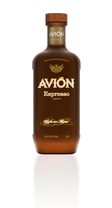 Bottle of Avion Espresso