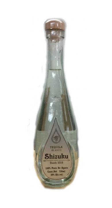 Bottle of Shizuku Blanco