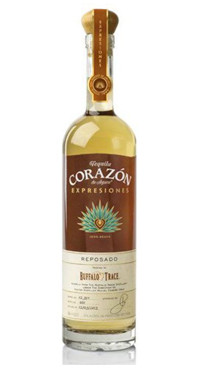 Bottle of Expresiones del Corazon Buffalo Trace Reposado