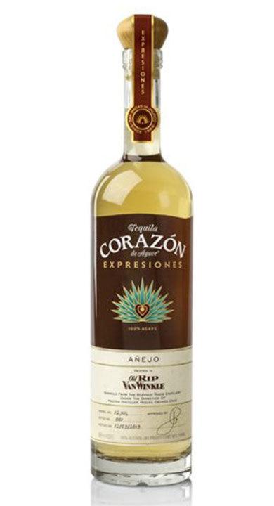 Bottle of Expresiones del Corazon Old Rip Van Winkle Añejo