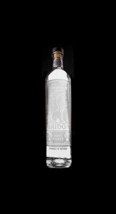 Bottle of Bridon Tequila Silver