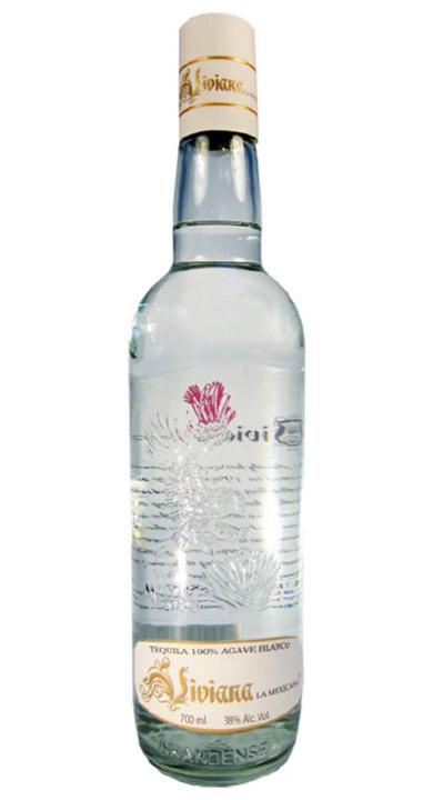 Bottle of Viviana la Mexicana Blanco