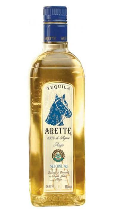 Bottle of Arette Añejo