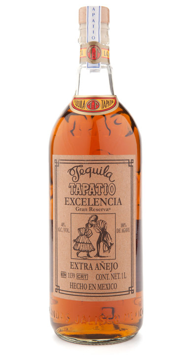 Bottle of Tapatio Excelencia Gran Reserva Extra Añejo (US)