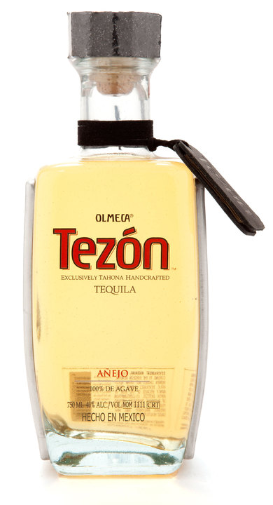Bottle of Tezon Añejo